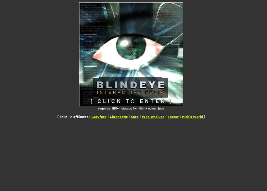 Blind Eye Version 9
