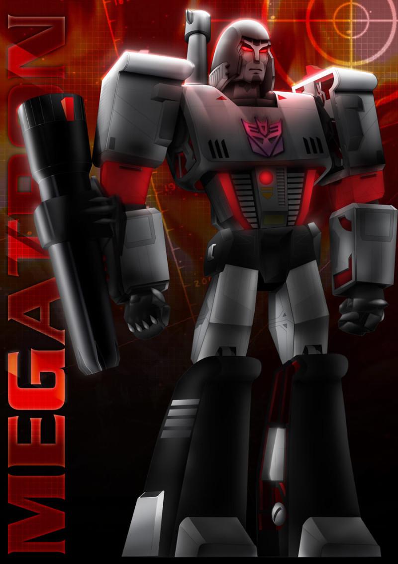 Megatron Final