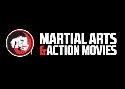 Martial Arts Action Movies Logo