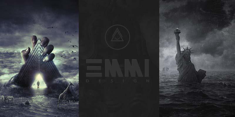 3MMI - The Art of Pierre-Alain D
