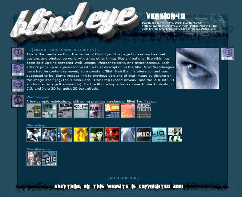 Blind Eye Version 4