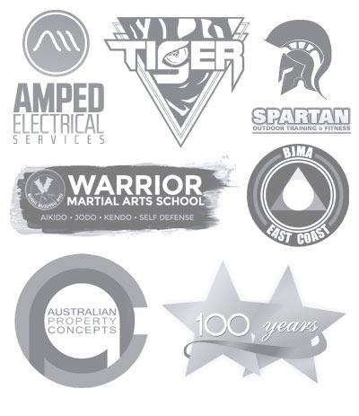 Logos I've Designed
