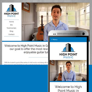 High Point Music - Ryan Wyatt
