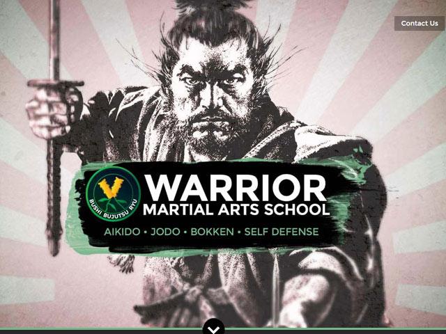 Warrior Martial Arts School