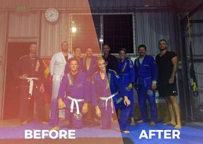 De Been Jiu Jitsu Photo Touch Up